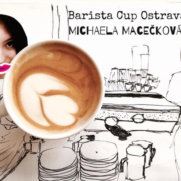 Barista cup Ostrava 2016