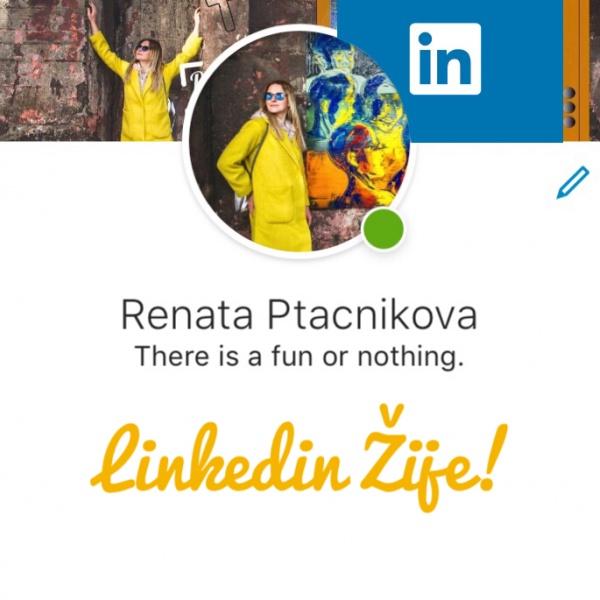 Linkedin ŽIJE! Prezentuj se na LinkedIn