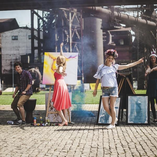 Evropská komise na Colours of Ostrava 2017